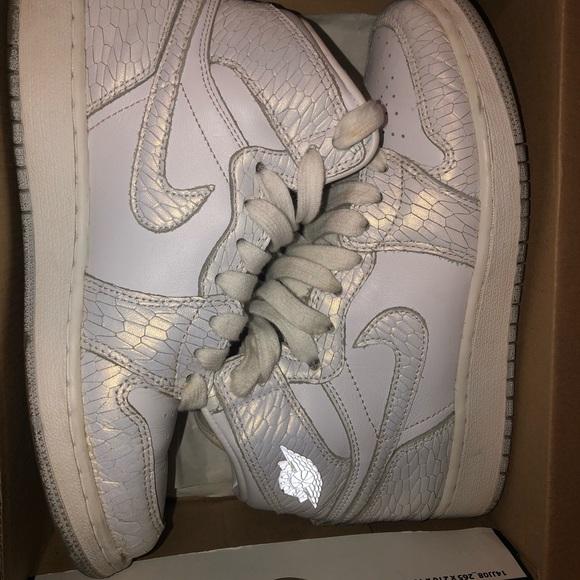 Jordan Shoes   Air Jordan Frost White